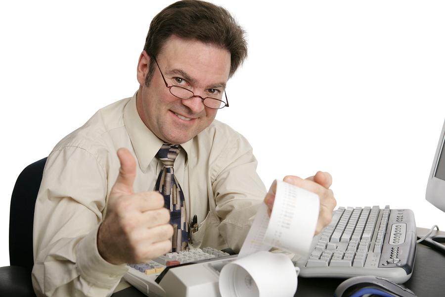 Accounting Series - Thumbsup