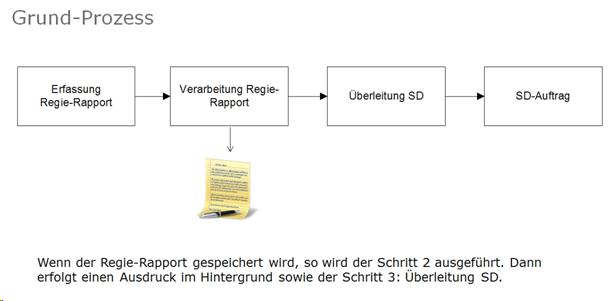 Regierapport-Prozess