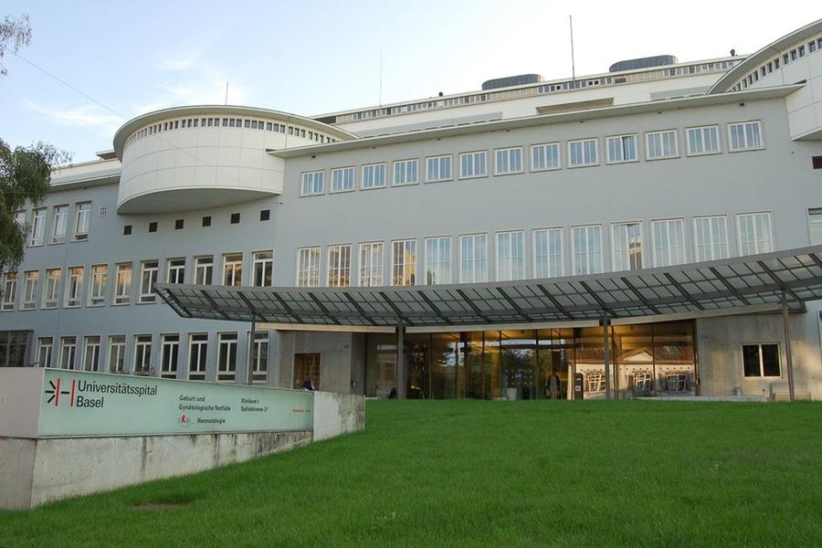 Universitatsspital Basel CC BY-SA 3.0